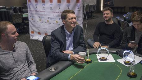 L'uomo è stato battuto a poker da un'intelligenza artificiale
