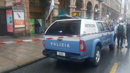 Genova, evaquato Mercato Orientale per allarme bomba